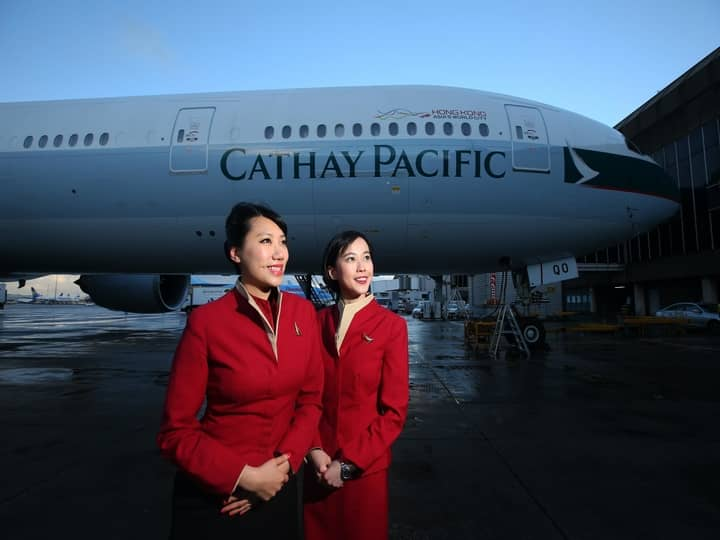 Cathay Pacific Cut Off Regional Carrier Airline and 8,500 Jobs